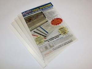 1.5mm Thermal Binding Covers
