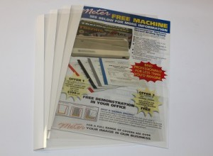 3mm Thermal Binding Covers
