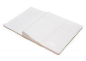 White Smart Fab Cut Sheets