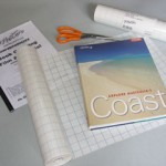 Metseal 80 Micron Clear Self Adhesive Book Covering