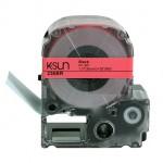 236BR K-Sun 36mm Black on Red Label Tape