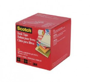 845 Scotch Book Tape