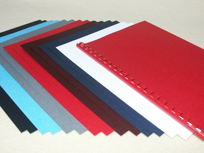 Leathergrain Binding Covers