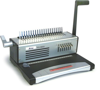 CB660 Comb Binding Machine