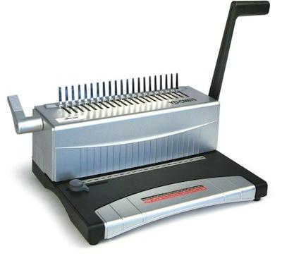 CB670 Comb Binding Machine