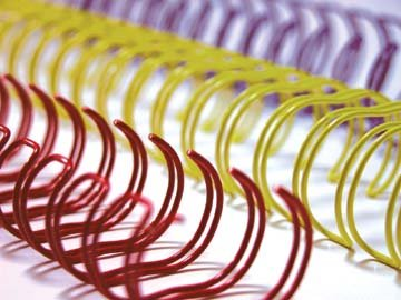 Wire Binding Coils 23 Ring