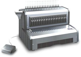 CB650E Electric Comb Binding Machine