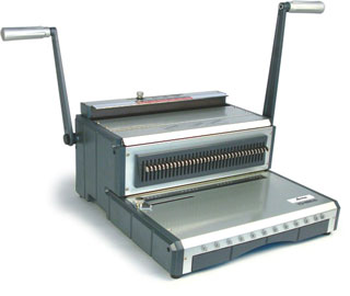 WM740 Wire Binding Machine
