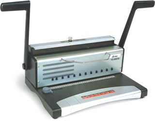 WM760 Office Wire Binding Machine
