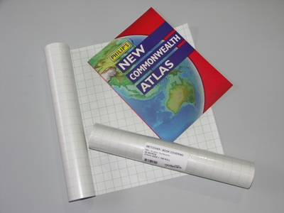 Metcover Matt Self Adhesive Book Covering