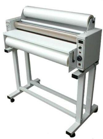 Compact Roll Laminator with stand