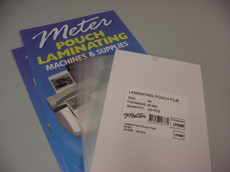 A5 Laminating Pouches 80 Micron