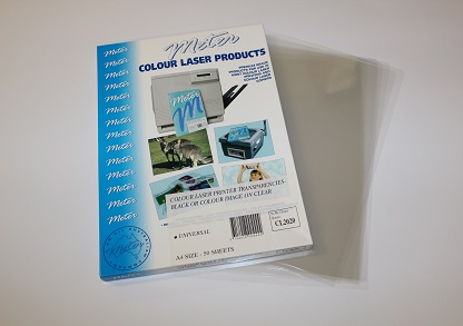 Laser Transparency Film