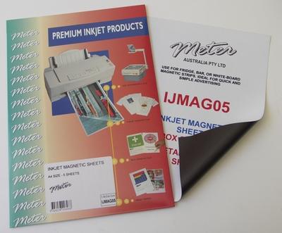 IJMAG05 Inkjet Magnetic Paper A4