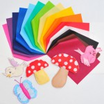 Smart Fab Assorted Colours