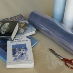 Non Adhesive Book Covering Plastic
