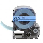 236BB K-Sun 36mm Black on Blue Label Tape