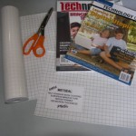 Metseal 100 Micron Clear Self Adhesive Book Covering