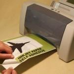 PIJA4SA Adhesive Inkjet Photo Paper