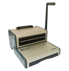 LS470 Spiral Coil Binding Machine