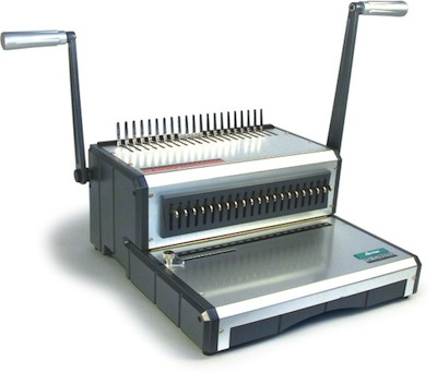 CB650 Comb Binding Machine