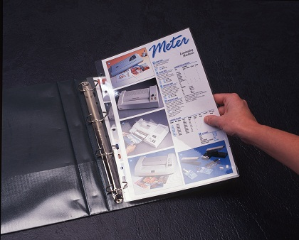 Filex Pre Punched Laminating Pouches