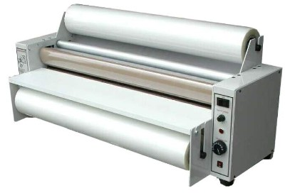 Roll Laminator using 790mm Laminating Rolls