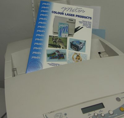 Clear Self Adhesive Films for Copiers and Laser Printers